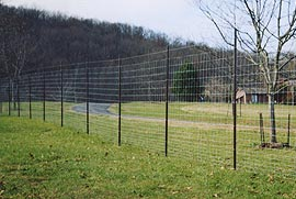 Virginia Fence Builders - Livestock Fencing, Cattle, Sheep, Goats